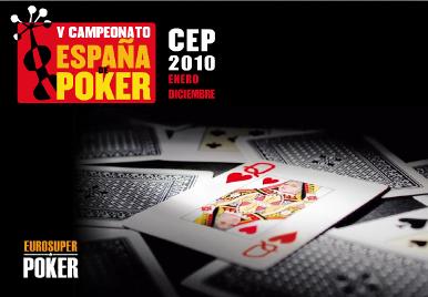 Campeonato español de poker